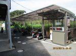 乾燥機BOX&屋根付き駐輪場(周辺)